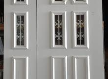 ابواب و نوافذ upvc. كاست ألمنيوم. مضلات. أخشاب...
