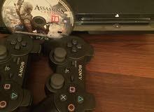 PS3 slim 160قيقه مهكر