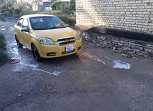 Yellow Chevrolet Aveo 2009 for sale