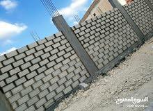 بناء الطوب والحجر  وكاله أعمال البناء