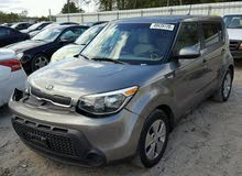Kia Soal 2015 For sale - Grey color