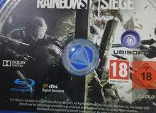 للبيع شريط Rainbow six siege مستعمل نظيف