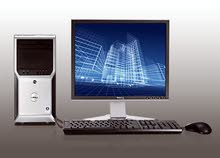أروع سعر For sale desktop Dell core i7 very good condition 64 kd