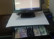 touch screen cash register in good condition for sale