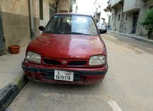 Gasoline Fuel/Power   Nissan Micra 1996