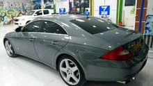 Grey Mercedes Benz CLS 350 2005 for sale