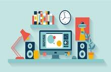 مطلوب مندوب تسويق مواقع الكترونية