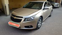Chevrolet Cruze in Dubai
