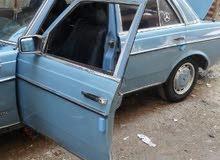 مرسيدس E200 موديل 1980