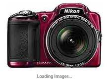 كاميرا نيكون شبه جديدة للبيع