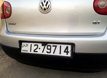 Volkswagen Golf 2007 For sale - Silver color