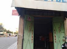 محل تجاري في مكان راقي أمام حديقة الألعاب