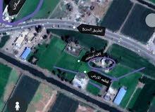 ارض مبانى بالمنصوره بسعر كويس جدا على الطريق السريع قصاد جامعه السلاب