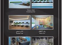 flat 116m(2bedroom+maid room)for sale in RAS AL HAMRAA