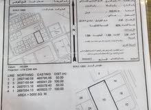 للبيع ارض صناعي في ولاية صحار / فلج العوهي  اقل السعر من السوق