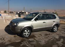 Automatic Hyundai Tucson 2009