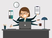 ابحث عن وظيفة سكرتارية