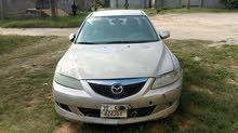 Gold Mazda 6 2005 for sale