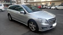 Mercedes R500 2010 Very Good Condition 140,000km