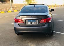 Gasoline Fuel/Power   Lexus ES 2012