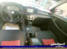 Used condition Toyota Corolla 2006 with 0 km mileage
