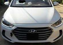Automatic Hyundai 2018 for sale - Used - Baghdad city