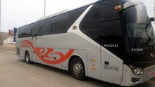 50 Passengers King Long and 30 Passengers coaster Bus for rent
