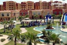شقة للبيع بالحى الايطالى ارقى احياء مدينة اكتوبر ملحق بها حديقة25 متر خاصه بالشقة