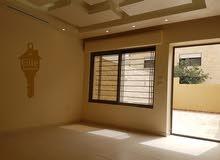 شقة شبه ارضي للبيع في الاردن - عمان - الرابية مساحة 180م