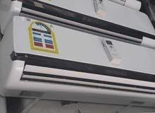 مكيفات اسبلت وشباك مستعمله مع التركيب والتوصيل تواصل 0539047553