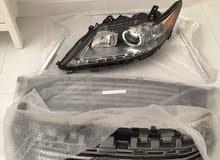أجزاء من واجهة لكزس  es350 model 2013