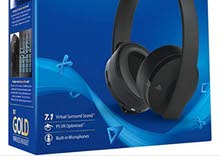 Ps4 Golde headst