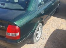 Mazda 323 2002 For sale - Green color