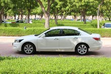 Used condition Honda Accord 2008 with +200,000 km mileage