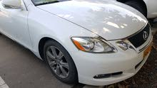 Used condition Lexus GS 2011 with 50,000 - 59,999 km mileage