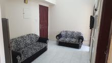 غرفة وصالة مفروشه للايجار الشهري