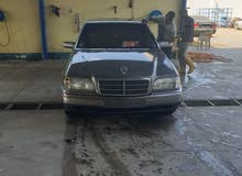 Mercedes Benz C 180 car for sale 1999 in Misrata city