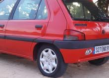 بيجو 106موديل 1990