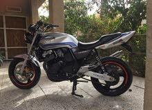 للبيع سي بي4  محرك 400 لوك مامفتوح برغي بيهة ومناقصهة اي شي دراجة جديدة لوووك