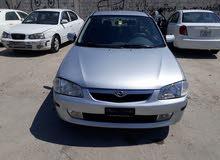 Mazda 323 car for sale 2000 in Tripoli city