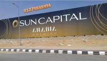 اسكن واستثمر فى اكبر وجهة سياحية بامتلاكك شقة مدينة الشمس