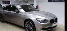 BMW 740 Li 2011 fully loaded  اعلي فئة تريبتك جمرك القاهرة
