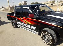 Manual Nissan Pickup 1993