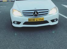 Mercedes Benz C 300 2010 For sale - White color
