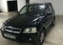 For sale 2001 Black CR-V