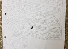 قطعة أرض للبيع في في طبربور حي الشهيد الجنوبي