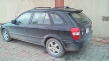 Manual Black Mazda 2001 for sale