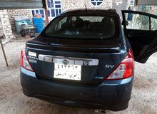 Nissan Versa car for sale 2015 in Karbala city