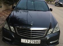 مرسيدس e200 2012