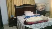 غرفة نوم حاله جيده جدا في البيت يمكن ان يكون هناك موعدو وترهه250دينار
